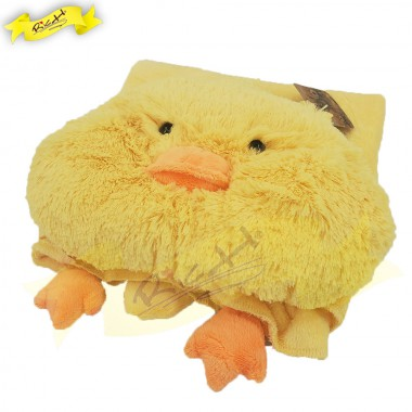 Color Rich - Animal Blanket - Baby chick